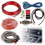 Kit Cavi Audio RCA Cablaggio Cavo Installazione Amplificatore Auto Subwoofer Car 2000...