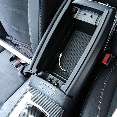 DIYUCAR Per Benz Classe A W177 A180 A200 2019 Interno Auto Console Centro Bracciolo Storage Box MB Classe B W247 2019 2020 Accessori