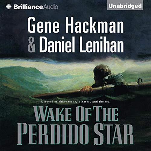 Wake of the Perdido Star audiobook cover art