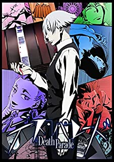 death parade posters