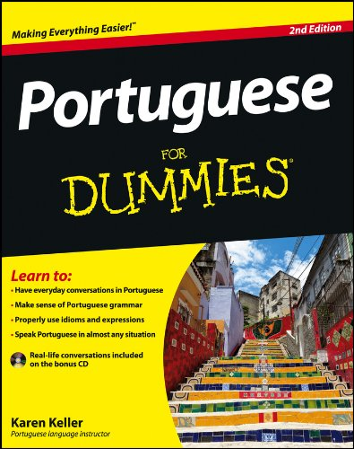 Compare Textbook Prices for Portuguese For Dummies 2 Edition ISBN 9781118399217 by Keller, Karen