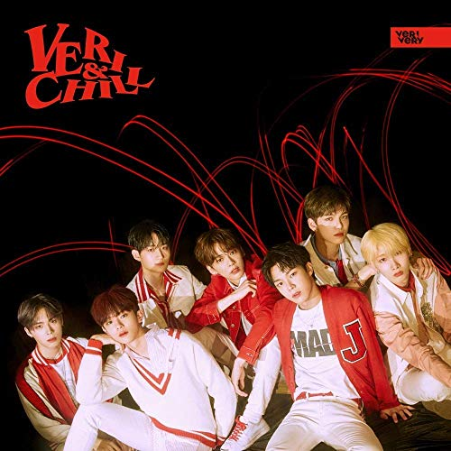 Jellyfish Entertainent VERIVERY - VERI-CHILL [Official ver.] CD+Booklet+Wanted Paper+Clear Photocard+Photocard+Folded Poster