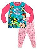 Disney Pijamas de Manga Larga para niñas Toy Story Multicolor 5-6 Años