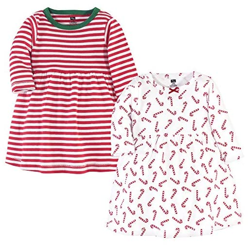 Hudson-baby-Baby-Girls-Cotton-Dresses-Casual