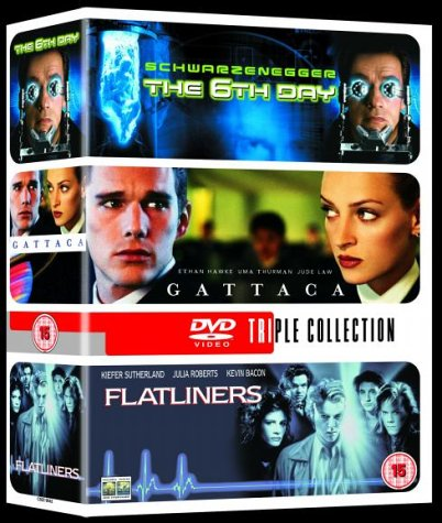 The 6th Day/Flatliners/Gattaca [UK Import]
