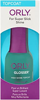 Orly Top Nail Coat, Glosser, 0.6 Ounce