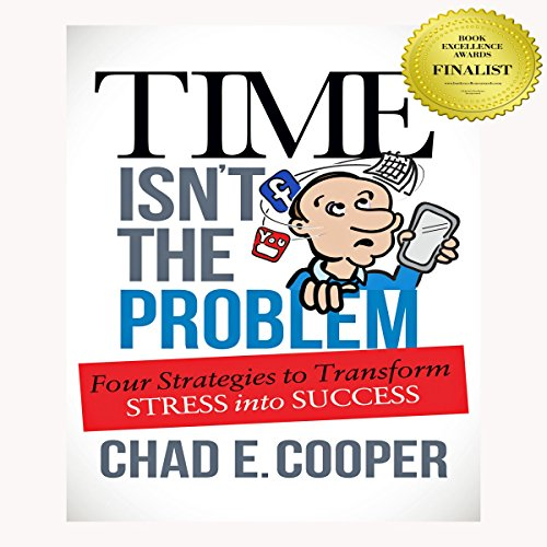 Time Isn't the Problem audiobook cover art