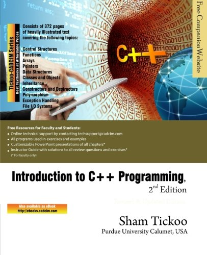 Introduction to C++ Programming, 2nd Edition Front Cover