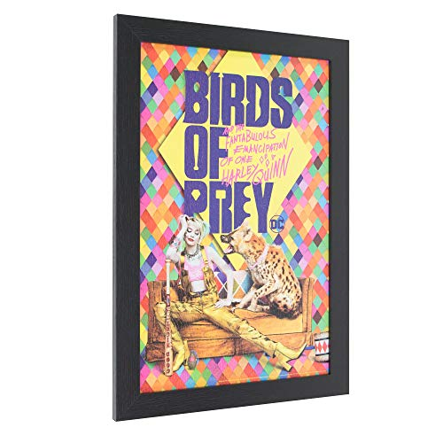 518HZoBXf8L Harley Quinn Birds of Prey Posters