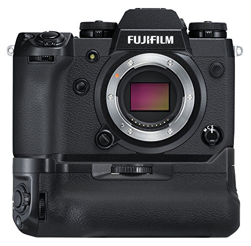 Fujifilm X-H1 Mirrorless Digital Camera w/Vertical Power Booster Grip Kit