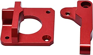 Creality 3D All Metal MK-8 Extruder Feeder Drive Red Aluminum 1.75mm for CR-10 Ender 3 CR-10S