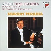 モーツァルト : ピアノ協奏曲第21番&27番