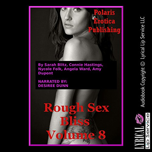 Rough Sex Bliss, Volume 8 cover art