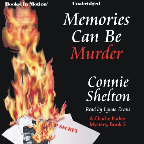 Memories Can Be Murder audiobook cover art