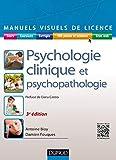 Manuel visuel de psychologie clinique et psychopathologie - 3e éd. - Dunod - 25/05/2016