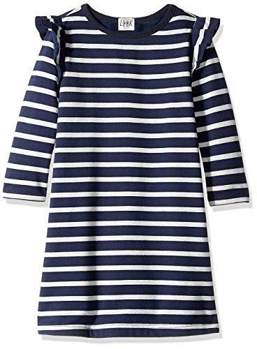 Marca Amazon / J. Crew - LOOK by crewcuts Vestido de lana para niñas