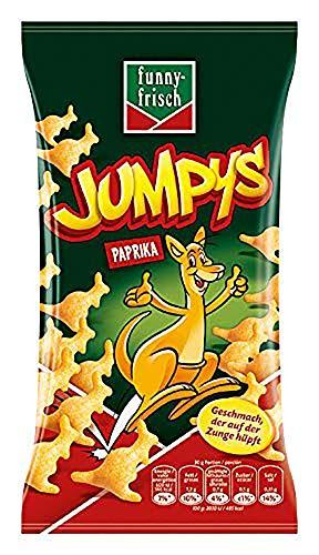 funny-frisch Jumpys Paprika, 20er Pack (20 x 75 g)