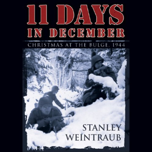 11 Days in December audiobook cover art