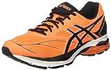 Asics Gel-Pulse 8, Zapatillas de Running Hombre, Naranja (Shocking Orange/Black/White), 40