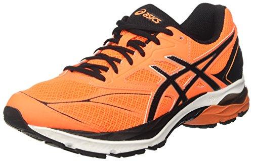 Asics Gel-Pulse 8, Zapatillas de Running Hombre, Naranja (Shocking Orange/Black/White), 47