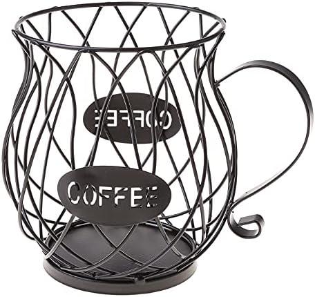 RERERPTG Universal Coffee Capsule Storage Basket Coffee Cup Bask