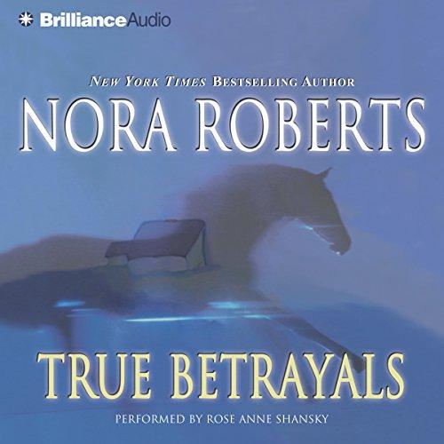True Betrayals audiobook cover art