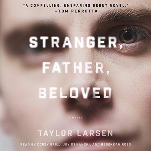 Stranger, Father, Beloved audiobook cover art
