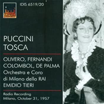 Puccini, G.: Tosca [Opera] (1957)