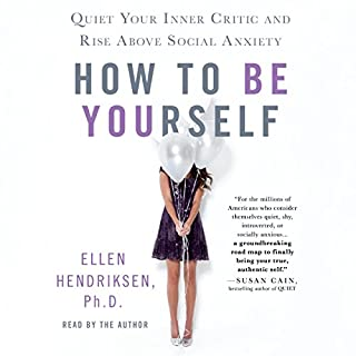 How to Be Yourself audiobook cover art