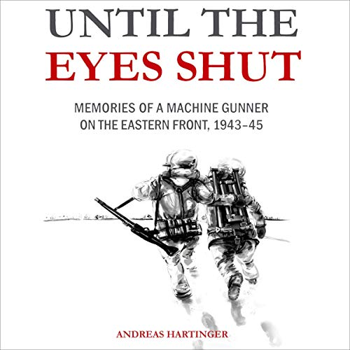 Until the Eyes Shut Audiobook By Andreas Hartinger cover art