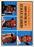 2010 Topps Heritage #43 Albert Pujols/Prince Fielder/Ryan Howard/Mark Reynolds NM-MT