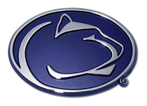 Elektroplate Penn State University (Nittany Lion) Emblem w Navy