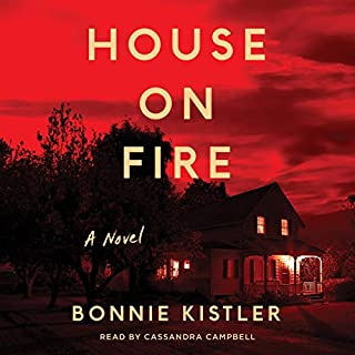 House on Fire audiobook cover art