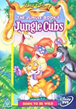 Disney Jungle Cubs: Born To Be Wild (2003) DVD.