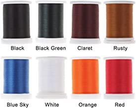 Riverruns Super Realistic Standard Thread 3/0,6/0,8/0,Twisted Thread, Body Thread Fly Tying Material Proudly from Europe Tie Flies Body