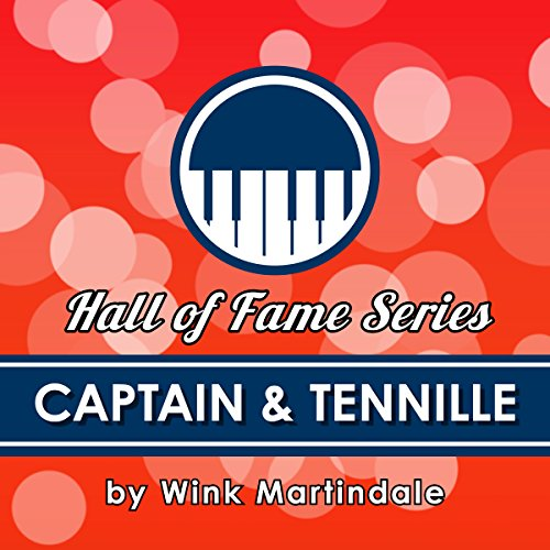 Captain & Tennille audiobook cover art