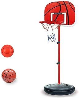 150CM Adjustable Basketball Stand Basket Holder Hoop Goal Outdoor Fun & Sports Activity Game Mini Indoor Child Kids Boys T...