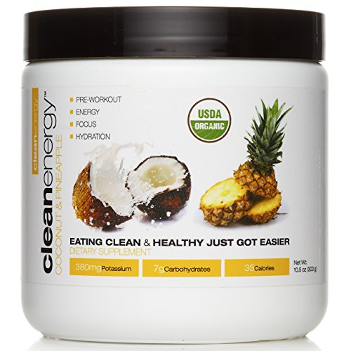 CleanEnergy (Coconut & Pineapple)