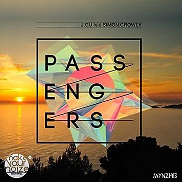 Passengers (feat. Simon Crowly)