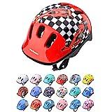Casco Bicicleta Bebe Helmet Bici Ciclismo para Niño - Cascos para Infantil Bici Helmet para Patinete Ciclismo Montaña BMX Carretera Skate Patines monopatines (XS 44-48 cm, Race Team)