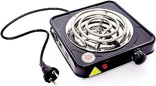 YSSClOTH Plaque chauffante électrique en Acier Inoxydable pour cuisinière à narguilé Plaque chauffante Portable 5 Niveaux ...