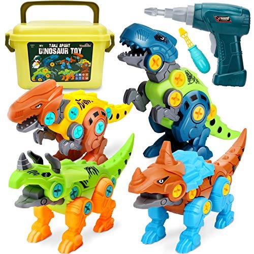 Dreamon Take Apart Dinosaur Toys...