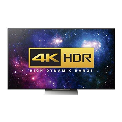 Produktbild Sony KD-55XD9305 3D Ultra HD Smart TV LED Fernseher Schwarz EEK: B