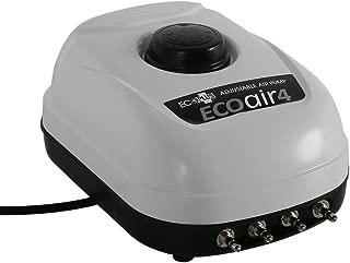EcoPlus 253 GPH (960 LPH, 6.5W) Air Pump w/ 4 Outlets | Aquarium, Fish Tank, Fountain,..