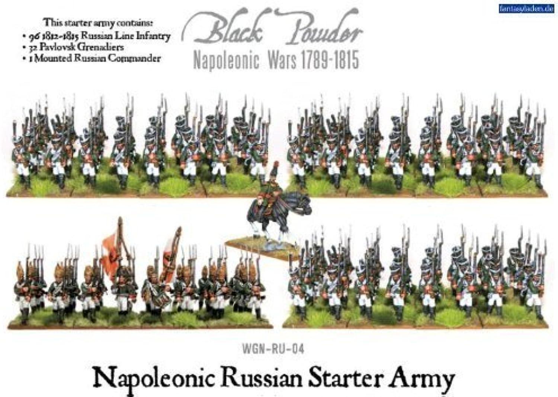 venta caliente Napoleonic Russian Estrellater Army Army Army by Warlord Juegos  Garantía 100% de ajuste