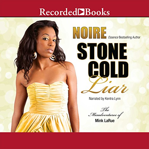 Stone Cold Liar audiobook cover art