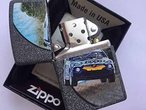 Zippo 211 Rally Car Sammlerfeuerzeug LTD Edition