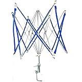 ノーブランド品 【編み物の必需品】 かせくり器 糸巻き 玉巻き 手芸 毛糸 折りたたみ式