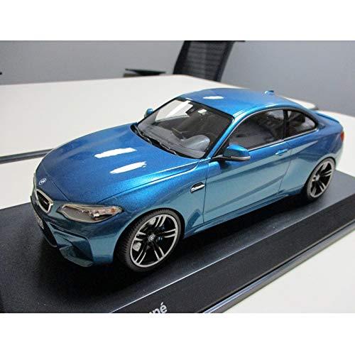 BMW Original Miniatur 1:18 Modellauto M2 - Kollektion 2019/2021