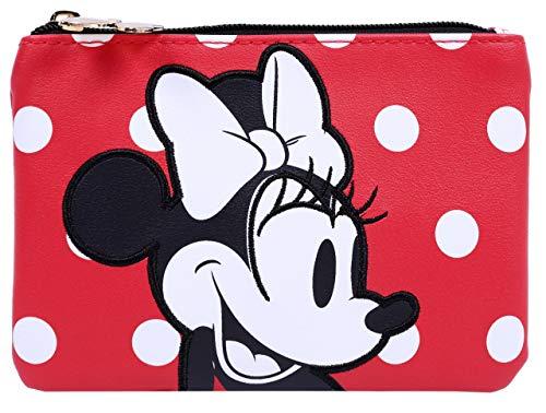 Trousse de Toilette Rouge Minnie Mouse